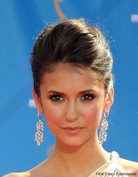 front hairstyles with a bun 25 best ideas about celebrity updo on pinterest wavy