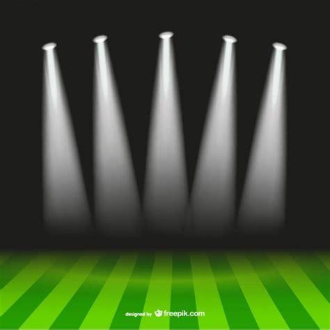spotlight section soccer spotlight stadium vector free download