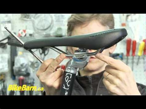 bike seat cl install how to install a bike seat