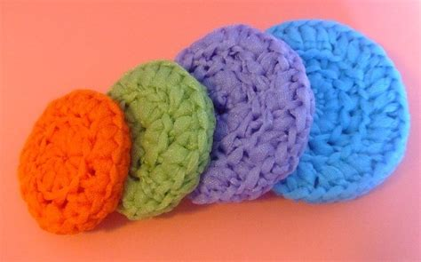 Kitchen Scrubbies by Earth Friendly Cleaning With Crochet Scrubbie Patterns