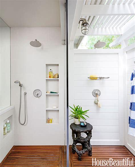 indoor outdoor showers best bathrooms 2014 bathroom design ideas