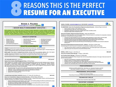 Sle Resume With Lots Of Work Experience 8 Reasons This Is An Excellent Resum 233 For Someone With A Lot Of Work Experience Business Insider