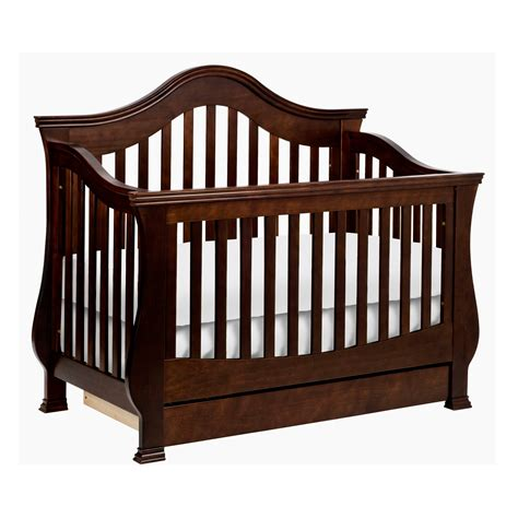 Convertable Baby Cribs Million Dollar Baby Classic Ashbury 4 In 1 Convertible Crib Reviews Wayfair