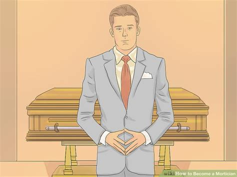 how to become a mortician 11 steps with pictures wikihow