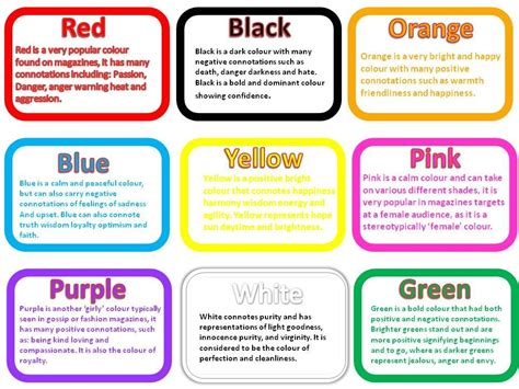 meaning of color symbolic meanings search feeling symbolic