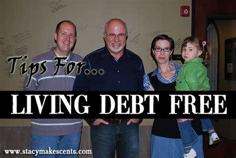 tips  living debt  humorous homemaking