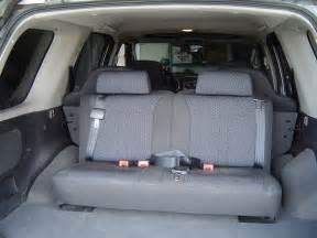 Nissan Xterra How Many Seats Nissan Xterra 3rd Row Seats