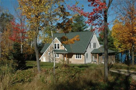 cottage rentals in wisconsin madeline island cottage overlooking apostle vrbo