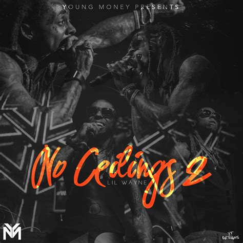 No Ceilings Lil Wayne by No Ceilings 2 Artwork