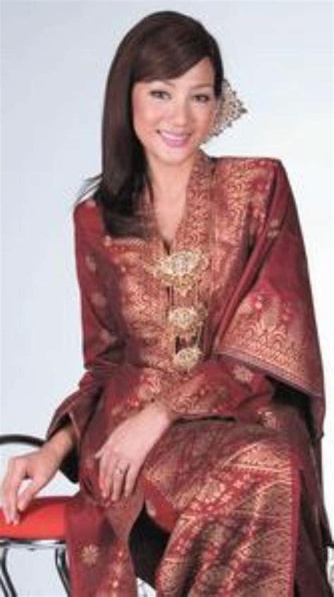 Kebaya Pengantin Wanita 91 pretty kebaya songket traditional costume kebaya