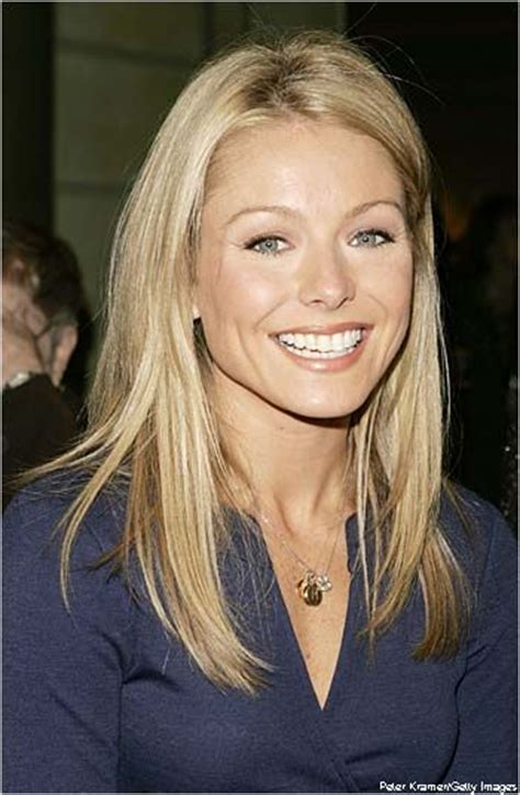 kelly ripa grey hair best 25 kelly ripa haircut ideas on pinterest kelly
