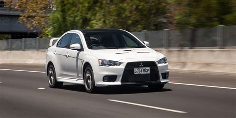 mitsubishi lancer 2016 mitsubishi lancer evolution x review final edition