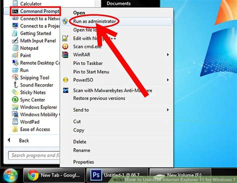 how to uninstall ie11 on windows 7 that restores previous how to uninstall internet explorer 11 for windows 7 8 steps