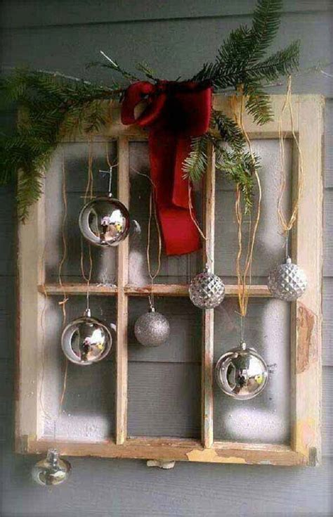 home window decor 17 pinspired diy christmas decorations to bring home the