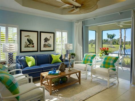 decorate  tropical style living room home decor
