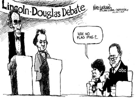 who won the lincoln douglas debates tina huang s page 3