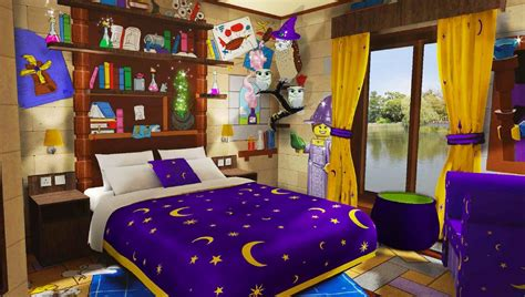 Legoland Hotel Rooms by Legoland Castle Hotel To Open In California 2018