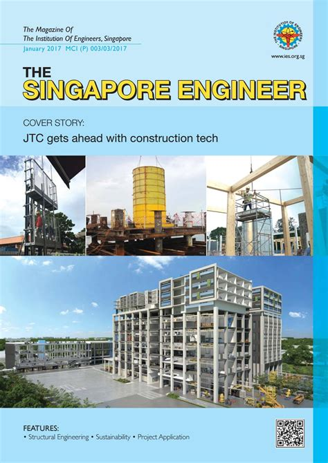 design engineer singapore the singapore engineer january 2017 by the singapore