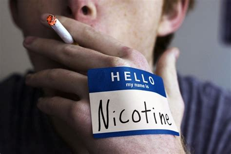 Define Detox Nicotine by Nicotine Dependence Causes Symptoms Diagnosis And
