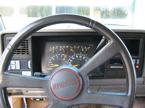 old car repair manuals 2002 gmc sonoma instrument cluster service manual 1992 gmc sonoma cluster ligth repair 1992 gmc sonoma speedometer head cluster