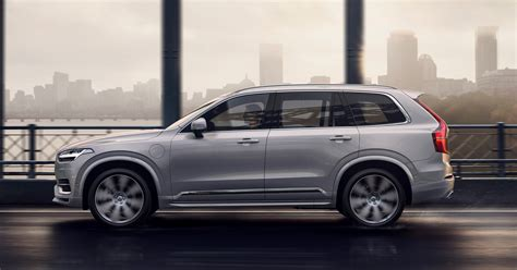 volvo s90 2020 facelift 2020 volvo xc90 facelift breaks cover with kers system l