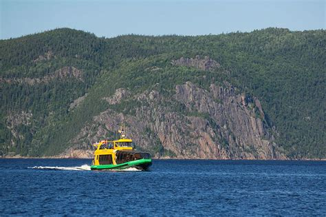 bateau mouche fjord bateau mouche croisi 232 re parc national du fjord du