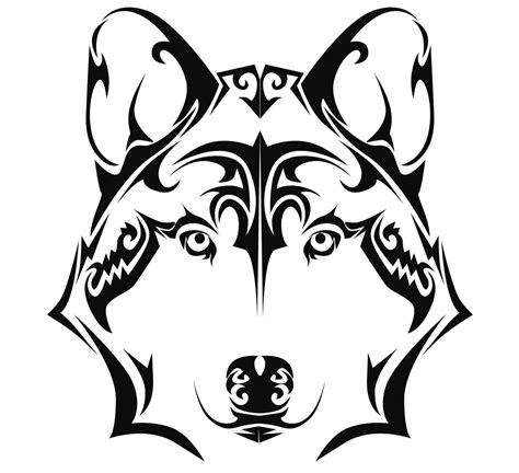 wolf tribal tattoos meanings exuberant tribal meanings that you may not be aware of