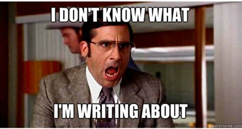 Memes About Writing Papers - your nanowrimo prep in memes