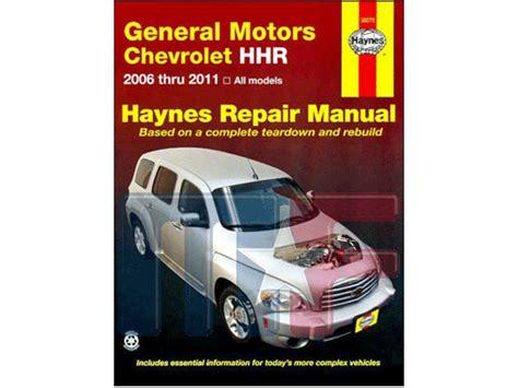 how to download repair manuals 2006 chevrolet hhr panel windshield wipe control haynes 38070 manual de reparaci 243 n chevrolet hhr 2006 2011 m f online store