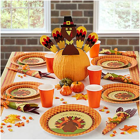 Thanksgiving Themed Events | thanksgiving party decoration ideas party city