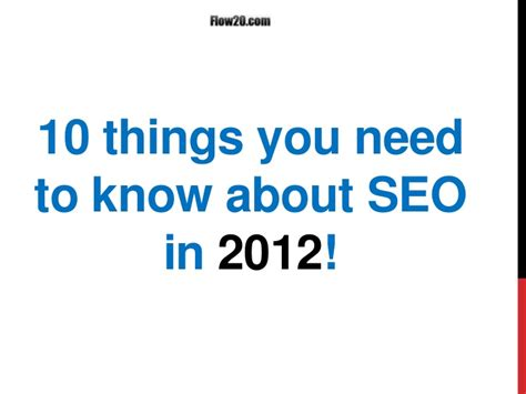 10 things you need to know about the 2017 honda accord 10 things you need to know about seo in 2012