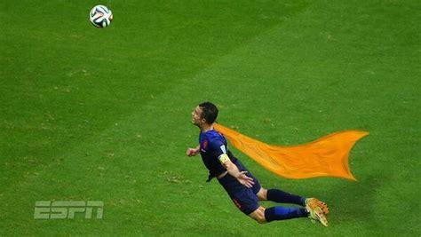 Van Persie Meme - world cup 2014 the flying dutchman robin van persie s
