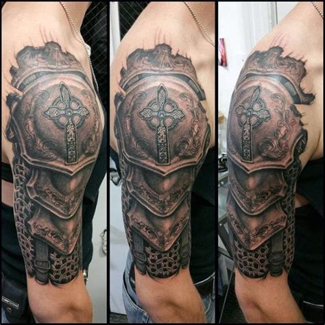body armor tattoo designs top 90 best armor designs for walking fortress