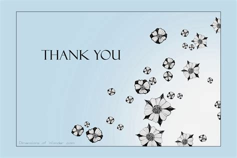 free printable thank you cards templates ideas anouk