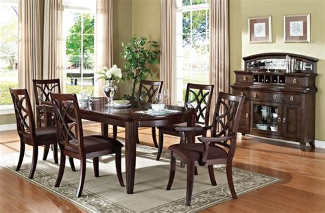 room to go dining sets a america toluca rectangular