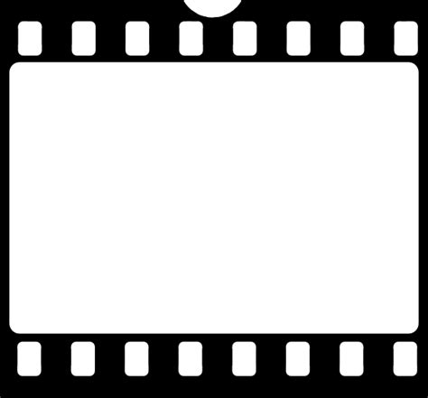 custom printed action movie themed gift box filmstrip picture