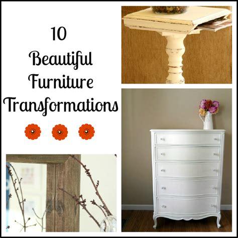 10 beautiful furniture transformations featuring you