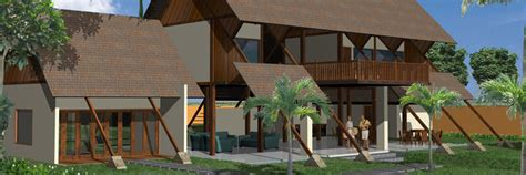 Melati Room Perfume Bali Tropical tropical villa add architects bali