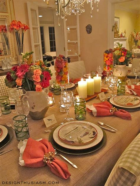 simple tuscan tablescape ideas   italian themed party