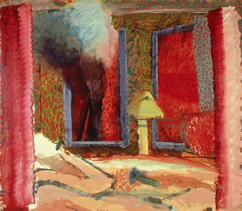 libro howard hodgkin absent friends howard hodgkin paintings that shout by jenny uglow nyr daily the new york review of books