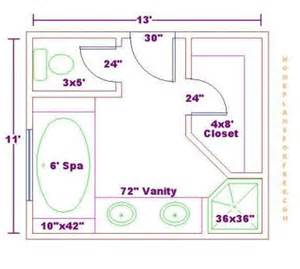 Master Bath Shower Size Click To View Full Size Image
