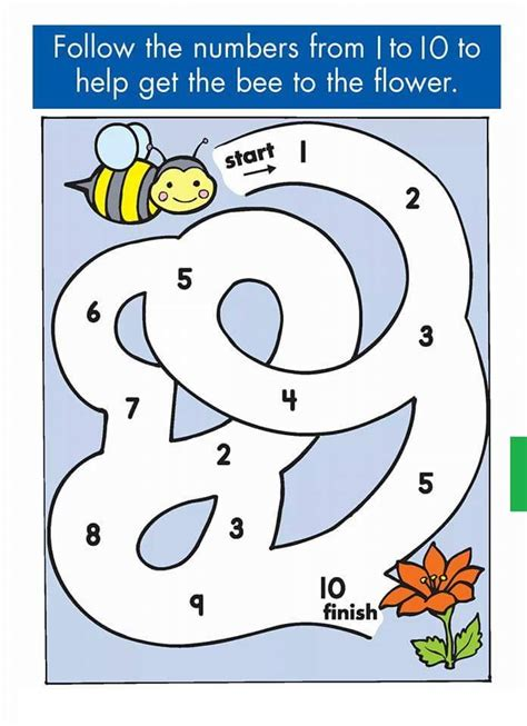 sequence numbers 1 10 printable coloring numbers 1 10 bing images