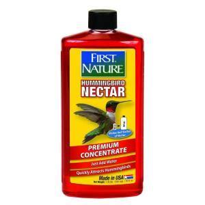 first nature 16 oz red hummingbird nectar 993050 306