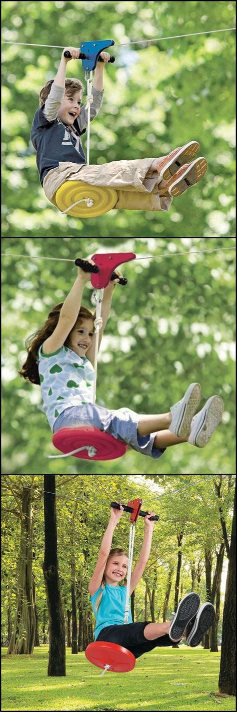 best backyard zip line kits 17 best ideas about zip line backyard on pinterest