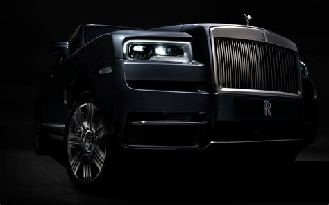 2018 rolls royce cullinan rolls royce cullinan 2018 4k wallpapers wallpapers hd