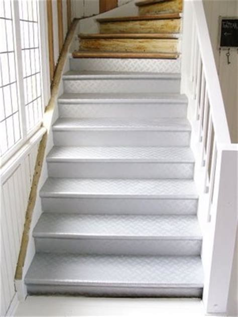stairs with linoleum diy gt gt gt gt pinterest