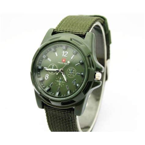 Swiss Army Digital Sport montre arm 233 e suisse tendance vert vert noir blanc