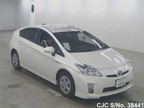 2011 Toyota Prius For Sale 2011 Toyota Prius Hybrid White For Sale Stock No 38441