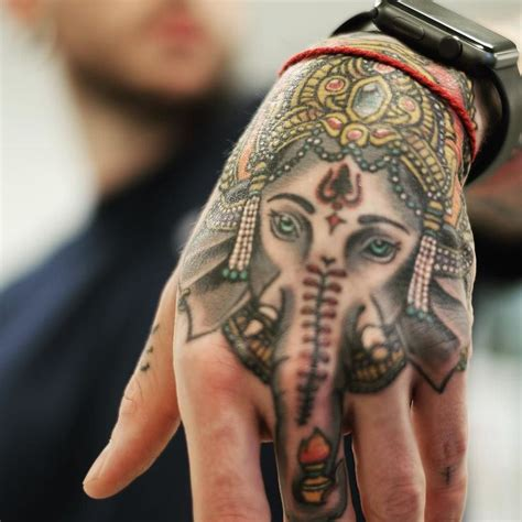 ganesh tattoo on wrist 50 amazing lord ganesha designs and meanings