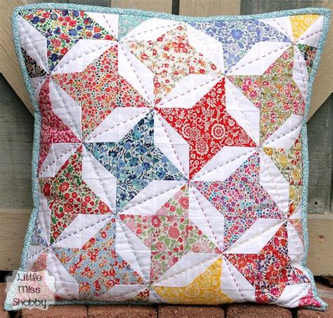 Big Quilt Tutorial by Big Stitch Quilting Hst Pillow Top Tutorial Quilt